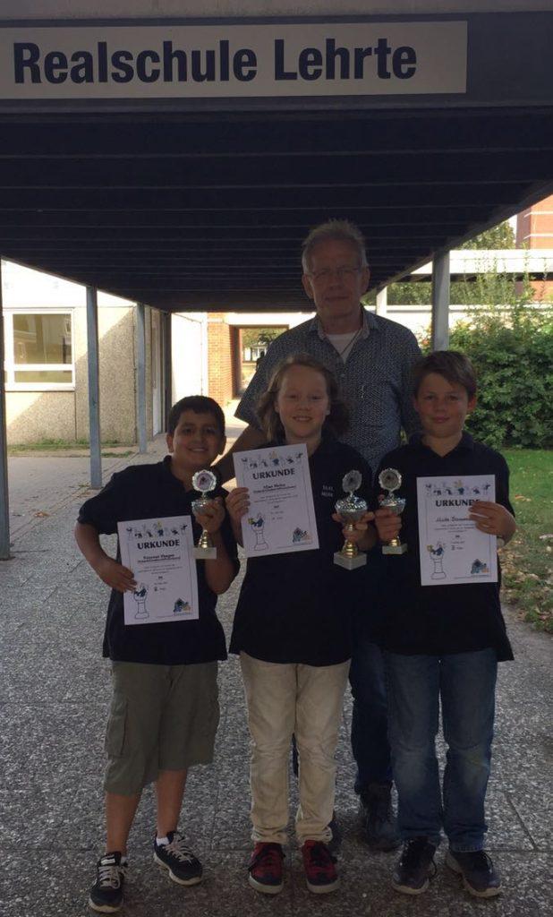 Schach-Akademie Paderborn in Lehrtet
