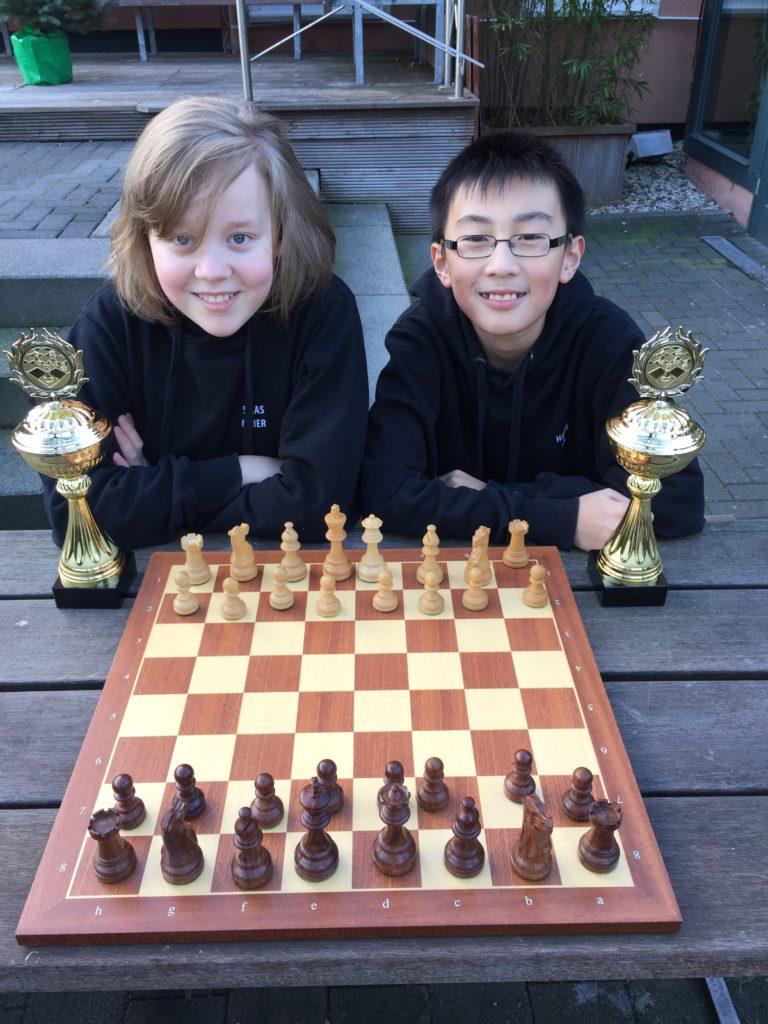 Doppelsieg OWL Schachmeisterschaft2018
